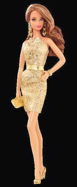 THE FASHION DOLL REVIEW: New Barbie Look collection coming in early 2015... and more!