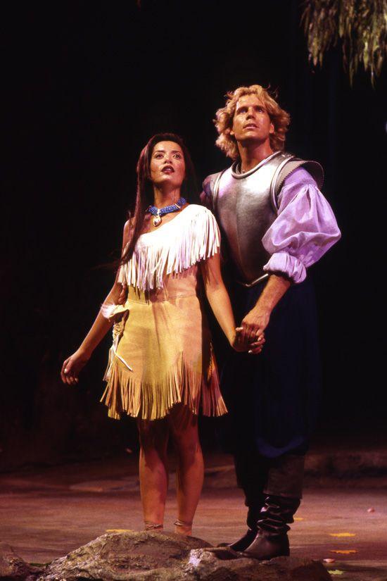 The Spirit of Pocahontas at the Backlot Theater at Disney's Hollywood Studios tami@goseemickey.com