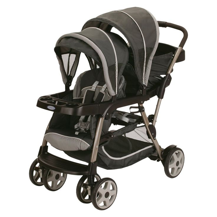 Graco Read2Grow Click Connect Stroller Black Graco