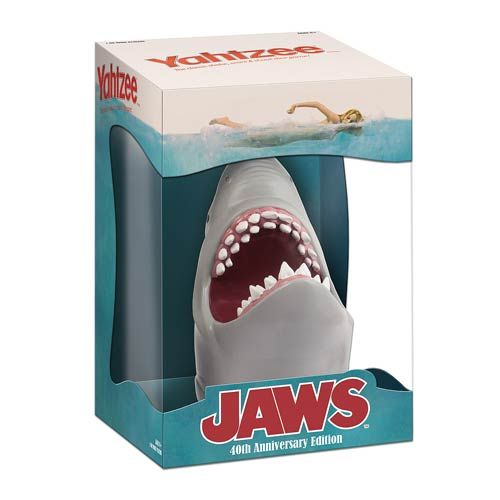 40th Anniversary Jaws Yahtzee game / Jaws Memorabilia / CollectingClassicMonsters.com
