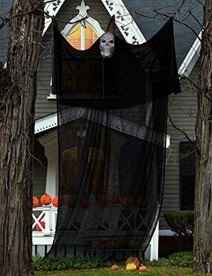 Halloween Ghost Hanging Decorations Scary Creepy
