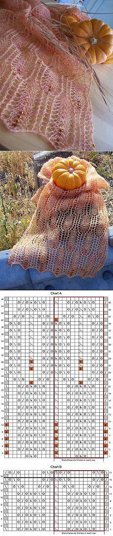 Knitty: Vagues de grains - Automne 2008