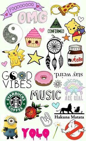 Stickers para playeras