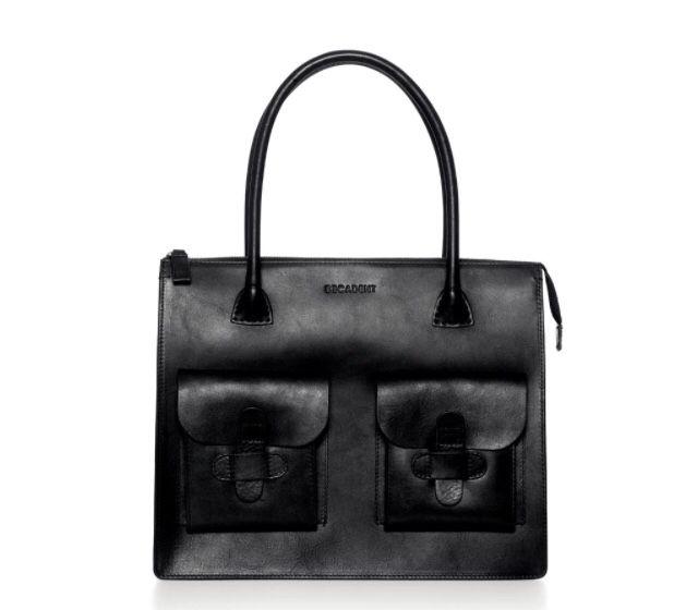 Decadent Copenhagen - working bag two pocket