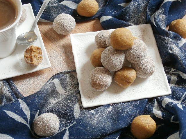 Dobrou chuť: Kapučínové kuličky