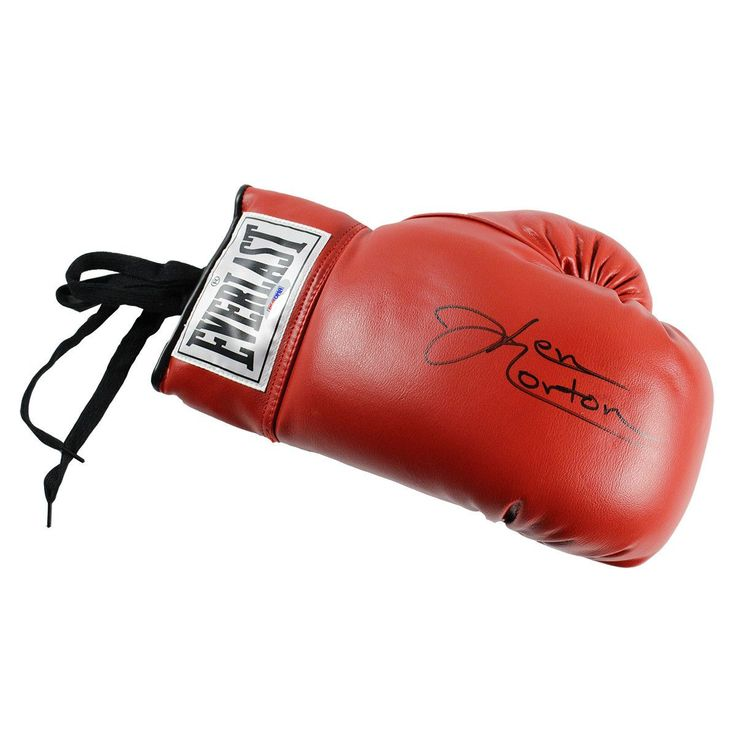 Ken Norton Signed Boxing Glove (PSA/DNA)