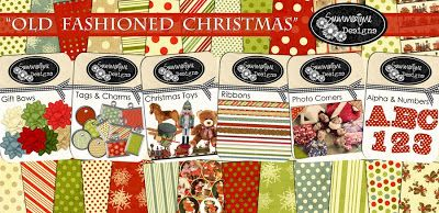 Summertime Designs: Old Fashioned Christmas kit