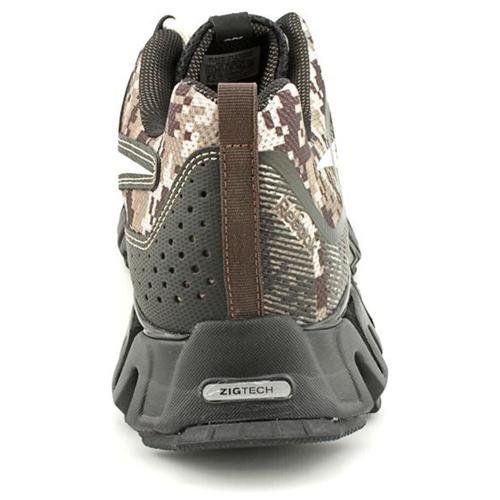 Reebok ZigWild TR 2 Mens Brown Mesh Running Shoes UK 8.5