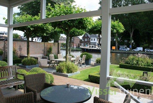 Tuin aan de Oude Rijn