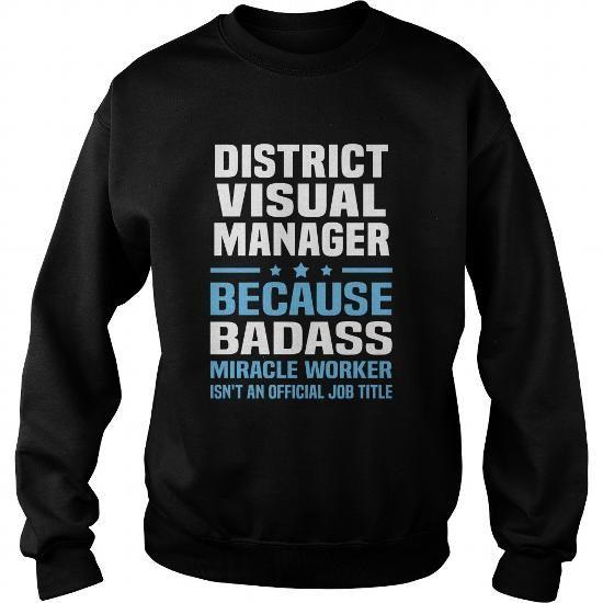 DISTRICT VISUAL MANAGER CREW SWEATSHIRTS T-SHIRTS, HOODIES  ==►►Click To Order Shirt Now #Jobfashion #jobs #Jobtshirt #Jobshirt #careershirt #careertshirt #SunfrogTshirts #Sunfrogshirts #shirts #tshirt #hoodie #sweatshirt #fashion #style