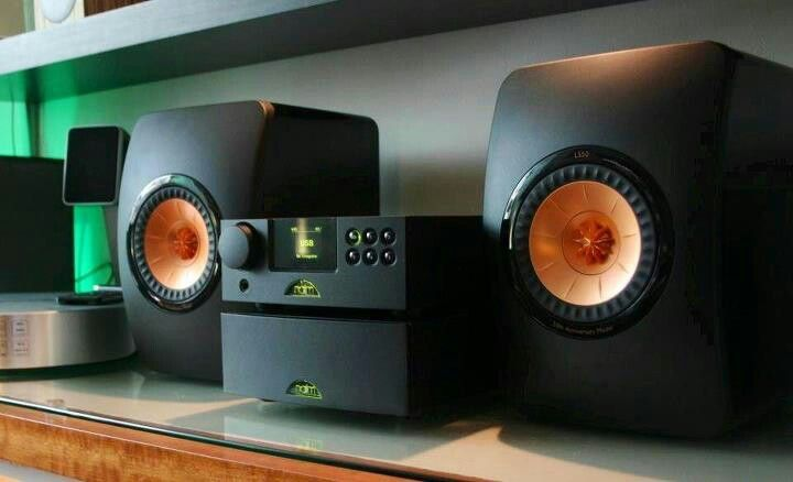 kef ls50 home theater. dimensions (with terminals) \u003d 11.9\ kef ls50 home theater