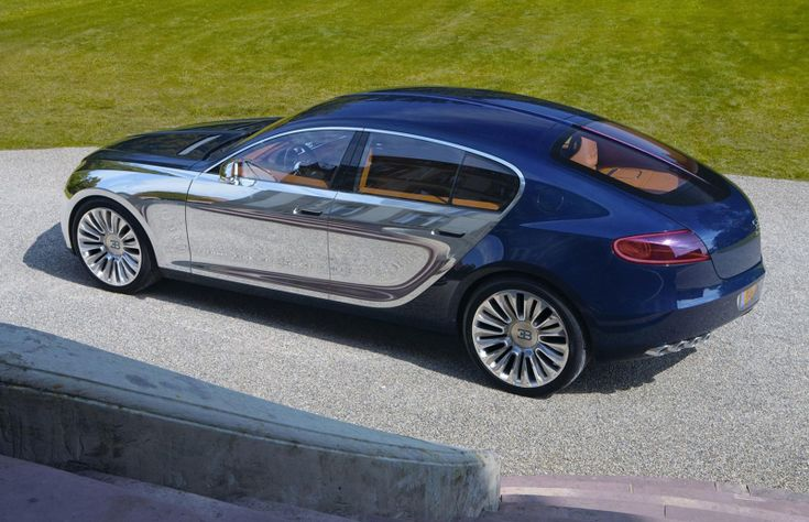 Bugatti might just be making an SUV, too | Credit: Handout
