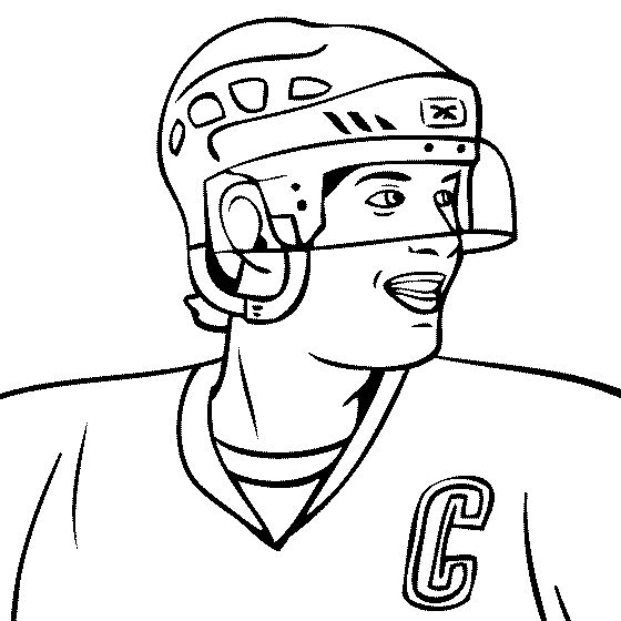 sidney crosby coloring page pictures photos and images
