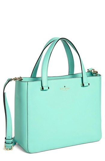kate spade new york 'park avenue sweetheart' leather crossbody tote, medium available at #Nordstrom