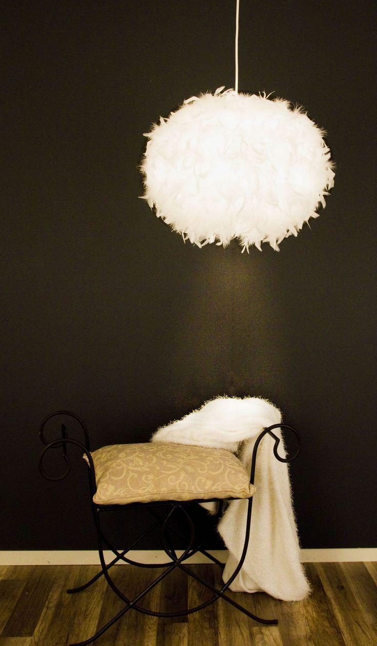 Dun taklampa #brightbelysning #bright123 #belysning #belysningsbutik #lamps #inredning #interiordesign