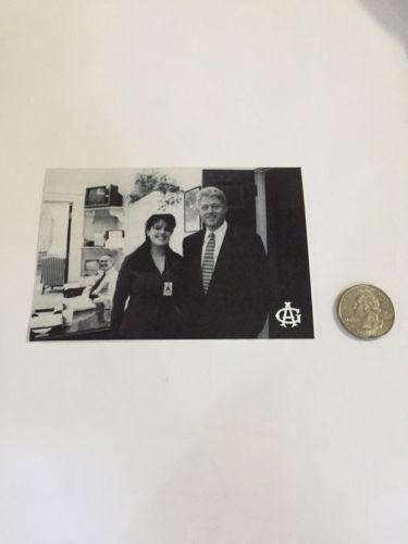 Bill Clinton: Acapulco Gold Bill Clinton Monica Lewinsky Sticker Vinyl -> BUY IT NOW ONLY: $2.5 on eBay!