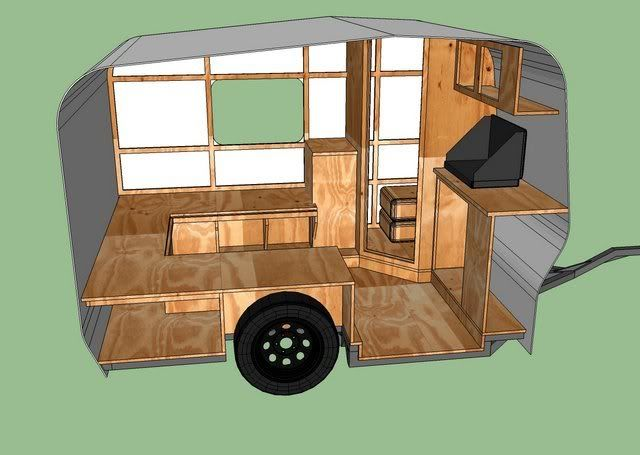 Teardrop Campers with Potty | Teardrops n Tiny Travel ...