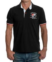 Sufferlandria Black Polo