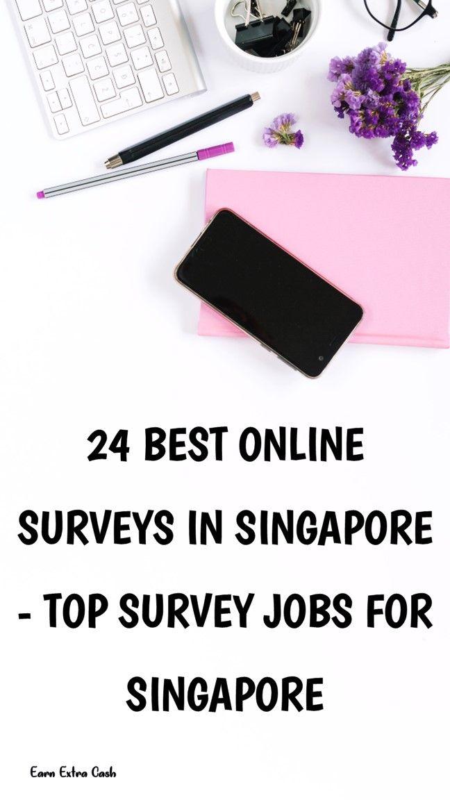 24 Best Online Surveys In Singapore – Top Survey J…