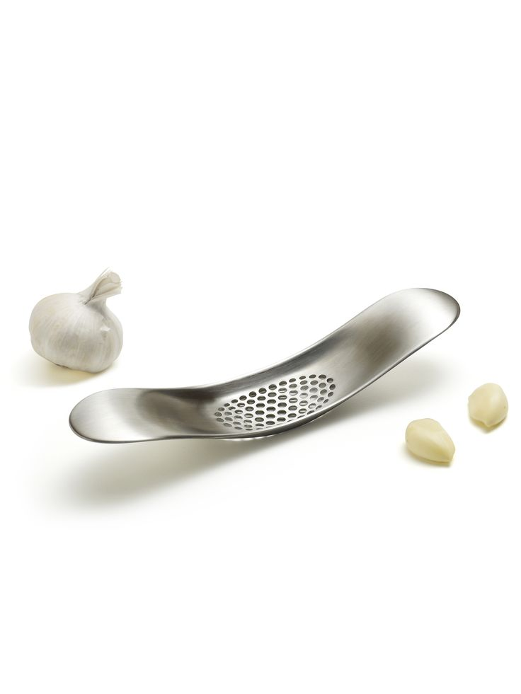Garlic Rocker - Garlic Press, Mincer, Crusher - Stainless Steel