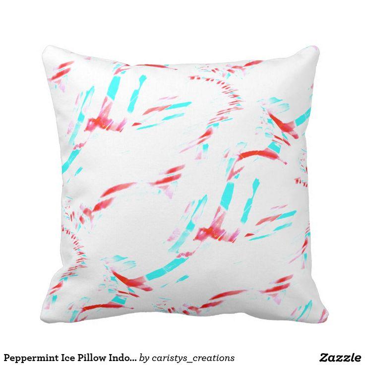 Peppermint Ice Pillow Indoor/Outdoor