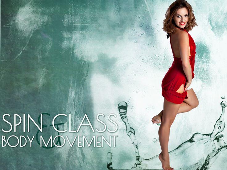 Spin Class & Body Movement z Anią Chagowską  Zapraszamy na cykl zajęć z Anią Chagowską w poniedziałek o 20:20. Spin Class & Body Movement! UWAGA! Tylko 4 zajęcia. Dla Pan i Panów na wszystkich poziomach!