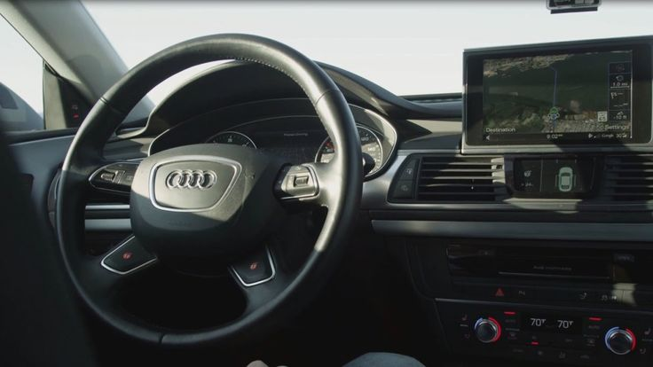 Piloted Driving – The future is called: Audi AI