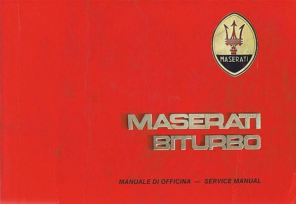 79 best the art of manuals images on pinterest books blankets and maserati biturbo service manual 1984 fandeluxe Gallery