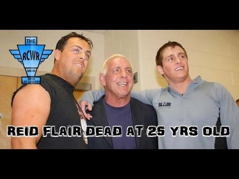 Reid Flair Dead At 25!! Son Of WWE Hall of Famer Ric Flair 3/29/13