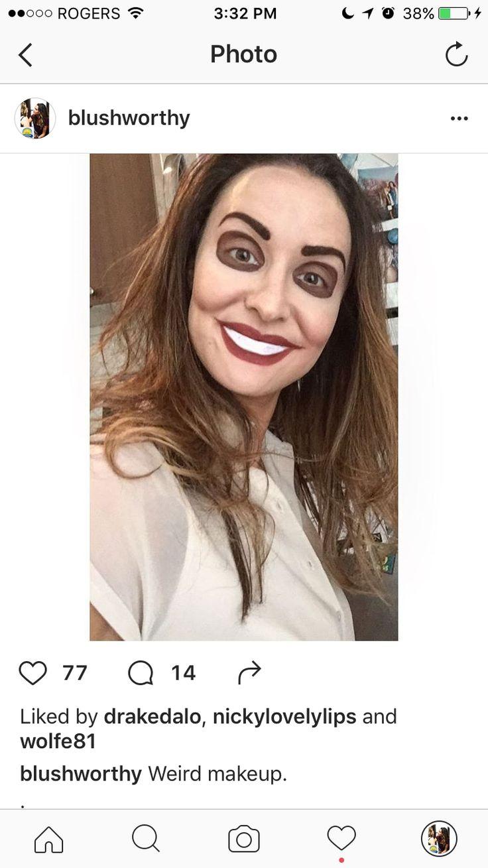 58 best makeup & cosmetic tattoo artist. Instagram; @caileybrammer ...