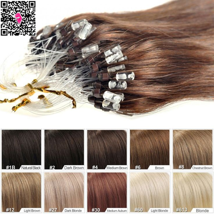 Aliexpress.com : Buy Virgin Brazilian Micro Ring Loop Hair Extensions 1g Remy Micro Link Beads Human Hair Extension Silky Straight Keratin Fusion Hai from Reliable ring top suppliers on 7A Longlasting Hair