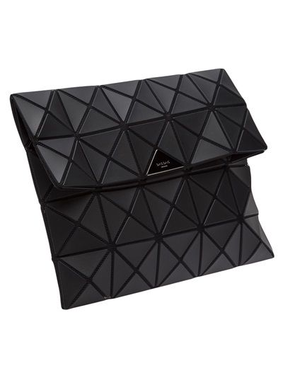 BAO BAO ISSEY MIYAKE - squares foldover clutch