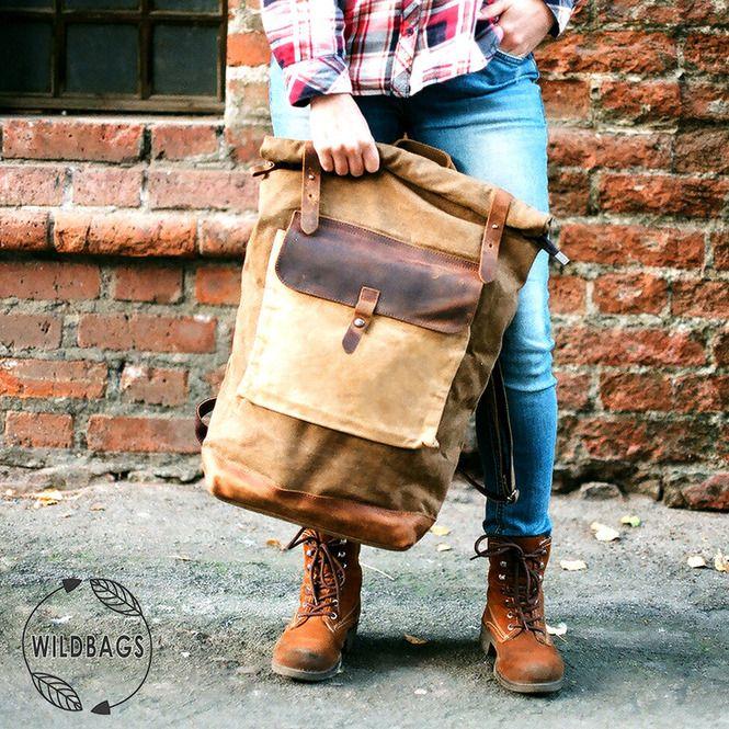 Мужские рюкзаки - Irving кофе