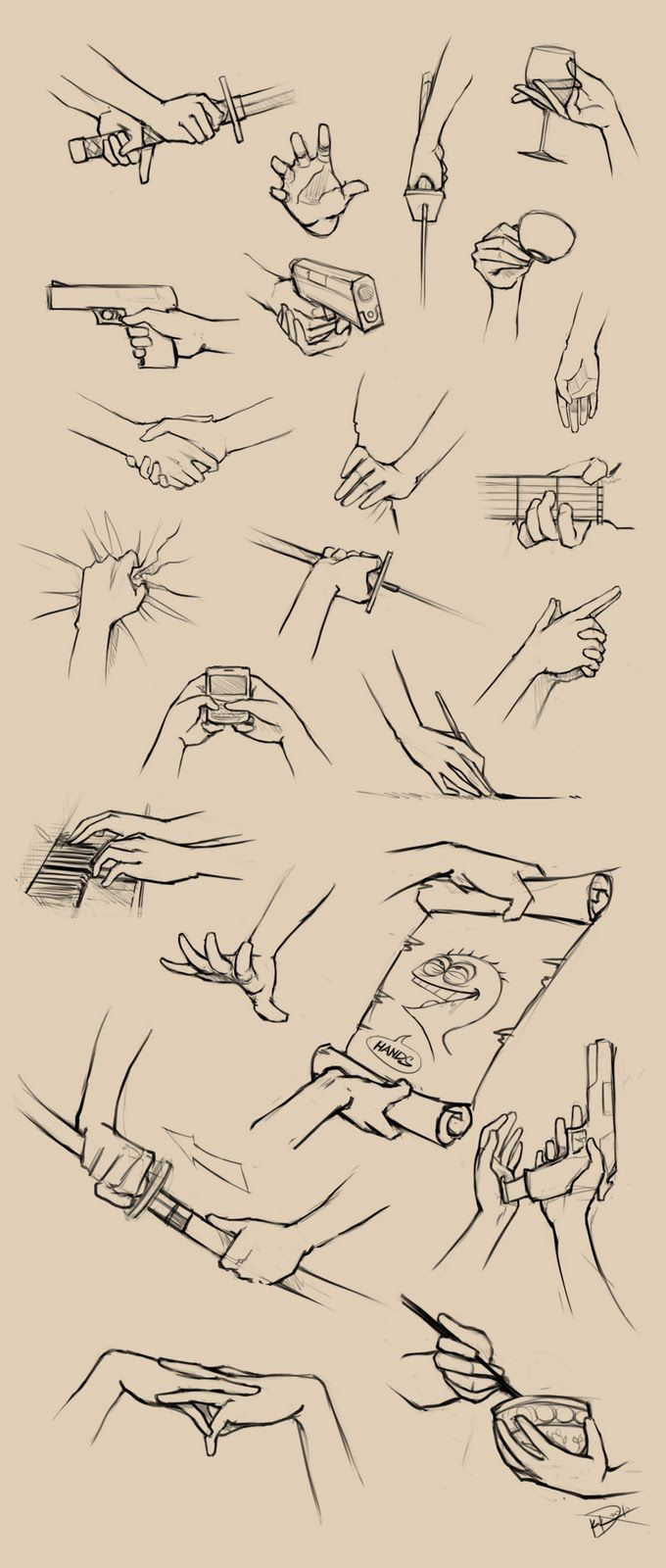 How to draw hands gripping bunch of things. I love how cheese from fosters home for imaginary friends is there