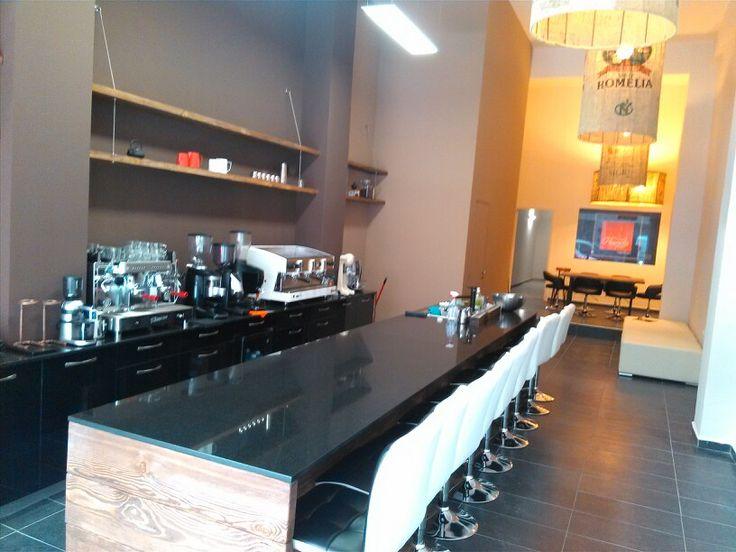 Pianeta Gusto espresso room
