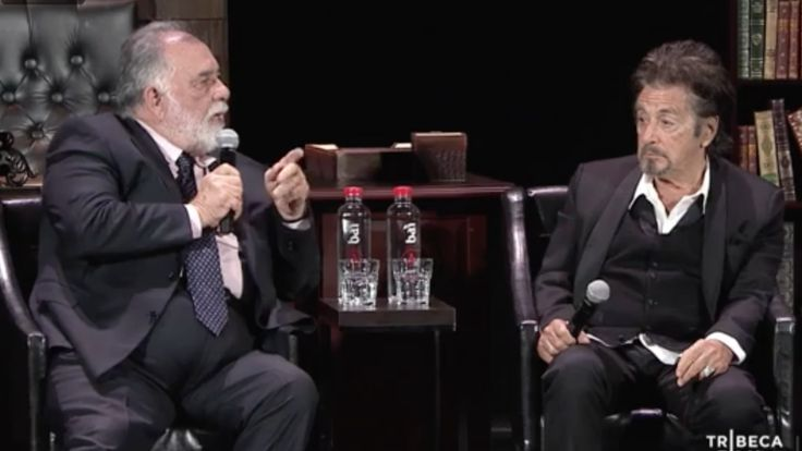 Francis Ford Coppola on 'The Godfather': He wasn't able to bring up Marlon Brando's name on set and Al Pacino thought it would be the worst film ever made