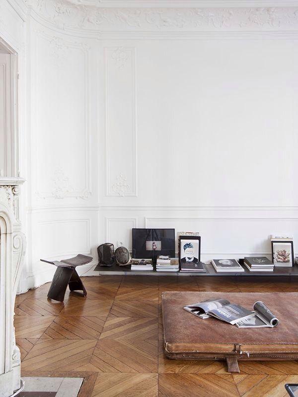 panelled floors