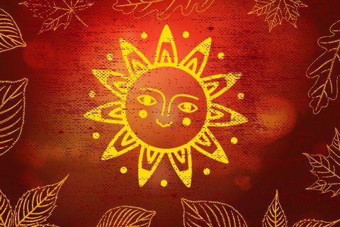 AstroTarot|Cтатья «Осеннее равноденствие — 23 сентября 2015 года»  В астрологии день осеннего равноденствия – особенное время; Солнце, переходя в знак Весов, создает наиболее благоприятные условия для душевной гармонии, а так же для гармонии в отношениях с окружающими, близкими людьми и противоположны полом. Переходя в знак Весов, Солнце оказывает на нас умиротворяющее воздействие; мы становимся более восприимчивы к прекрасному вокруг.