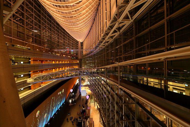 Tokyo International Forum 東京国際フォーラム