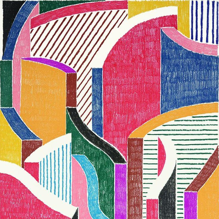 A Walk in the City, triptyque débordant de vitalité dessiné par l'illustrateur irlandais Nigel Peake. Les trois panneaux, proposés en rouleaux prêts à poser, peuvent s'utiliser ensemble ou séparément pour illuminer une pièce avec brio. Chacun d'eux offre une vue abstraite, rythmique, vibrante sur une métropole imaginaire, à trois moments de la journée : Morning, Afternoon et Evening. L'artiste affirme son geste dans ces compositions à main levée, faisant la part belle aux couleurs vives et…