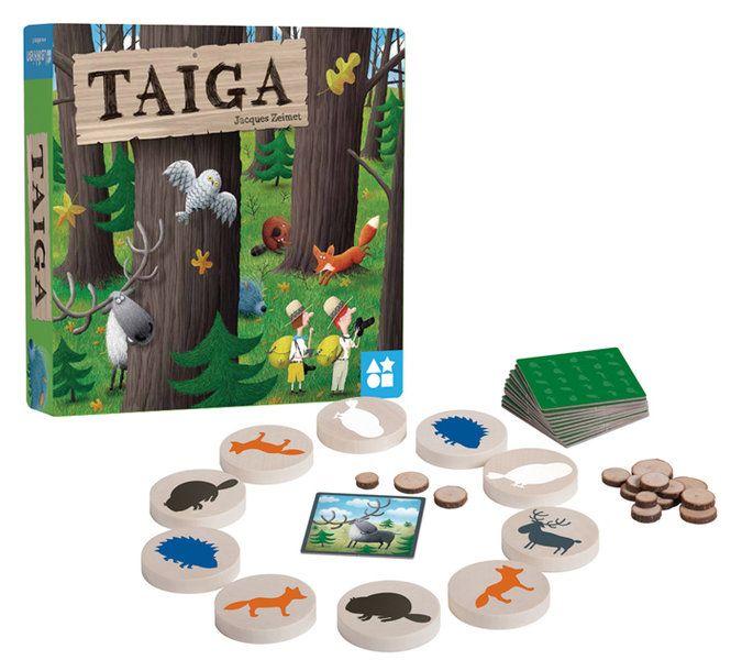 Leikkien Taiga-peli