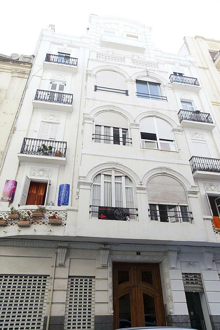 Barri de Russafa en Valencia, Maestro José Serrano 7 1º pta 2 46005 Valencia