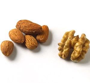 Almonds & Walnuts