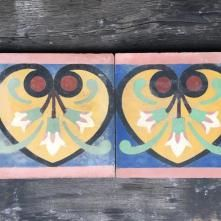 Encaustic Floor Tiles for Sale in the UK | Reclaimed Tile Company