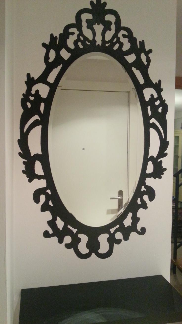 Espejo victoriano!
