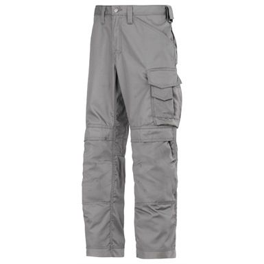 These 3311 Snickers Craftsmen Trousers, are made from lightweight CoolTwill fabric. Featuring an ergonomically advanced cut with Twisted Leg design, these work pants also make use of Cordura reinforcements to provide durability and ensure a long lifespan.