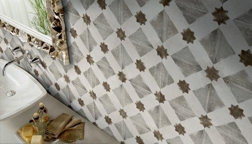 Cement stella keramiek pinterest vintage and cement - Tegels van cement saint maclou ...