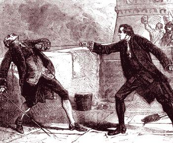 Le modalità e i riti del duello, una vera e propria piaga sociale del periodo barocco