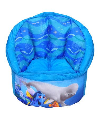 Loving This Finding Dory Toddler Bean Bag Chair On Zulily Zulilyfinds