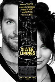Silver Linings Playbook (2012)  R Comedy, Drama, Romance  7.8   After a stint in a mental institution, former teacher Pat Solitano moves back in with his parents and tries to reconcile with his ex-wife. Things get more challenging when Pat meets Tiffany, a mysterious girl with problems of her own.